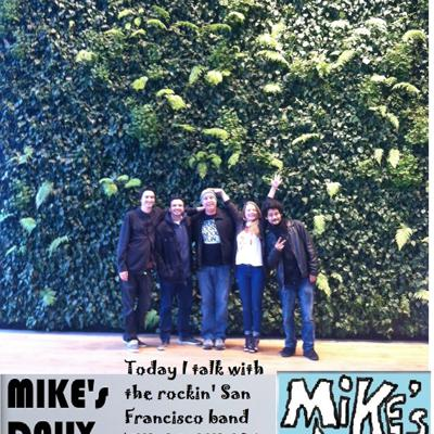 Cover art for Mike's Daily Podcast - MIKEs-DAILY-PODCAST-1068-The-Go-Ahead (made with Spreaker)