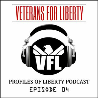 Cover art for Profiles Of Liberty - Episode 4 (Doug Orchard and the JFK Challenge)
