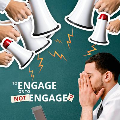 Cover art for Trendwatch 010: To Engage, or to Not Engage