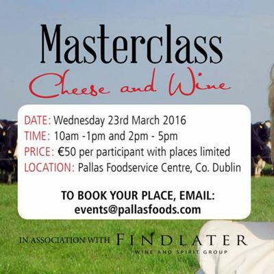 Cover art for Pallas Foods Culinary Masterclasses
