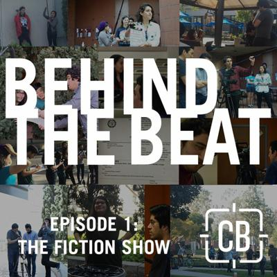 Cover art for Behind the Beat Episode 1: The Fiction Show