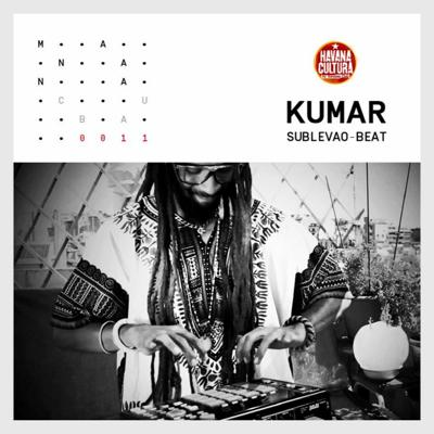 Cover art for EP.0011 - KUMAR SUBLEVAO-BEAT - Que Bola Santiago