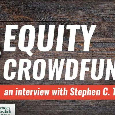 Cover art for Equity Crowdfunding In Florida