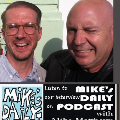 Cover art for Mike's Daily Podcast - MIKEs-DAILY-PODCAST-1111-One (made with Spreaker)