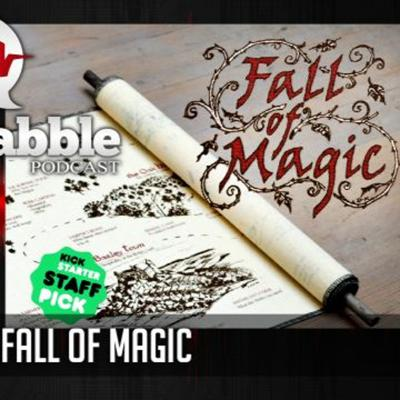 Cover art for Episode 017 - Fall Of Magic