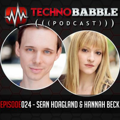 Cover art for Episode 024 - Sean Hoagland and Hannah Beck
