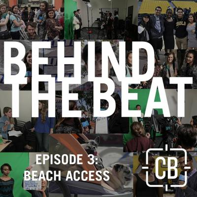 Cover art for Behind the Beat Episode 3: Beach Access