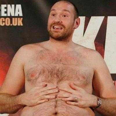 Cover art for Tyson Fury Hates Boxing