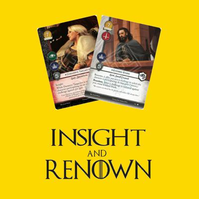 Cover art for Insight and Renown Episode 05 - It's All About the Money, Money, Money
