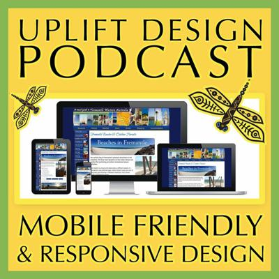 Cover art for Mobile Friendly and Responsive Design, Explained!