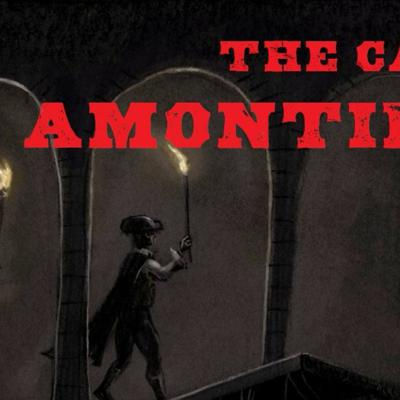 Cover art for Bed Time Stories Episode #2: The Cask Of Amontillado