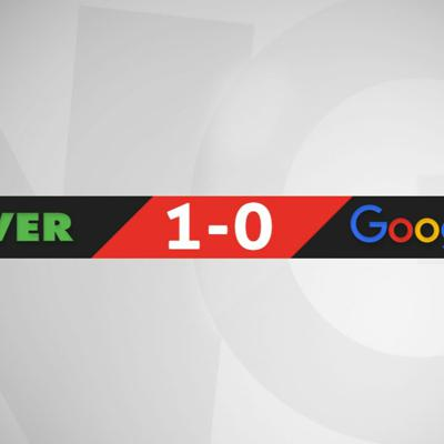 Cover art for Google has problems in South Korea?! Naver is leading by A LOT