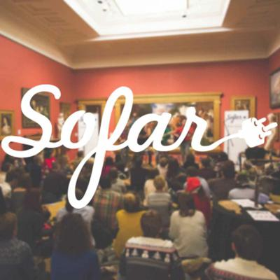Cover art for Sofar Sounds - redefining the live music experience