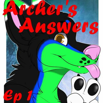 Cover art for Archer's Answers: Ep 1 What Are Those Suits