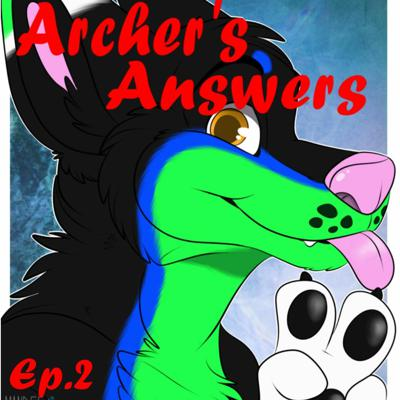 Cover art for Archer's Answers: Ep 2 Bullies In And Out Of The Fandom