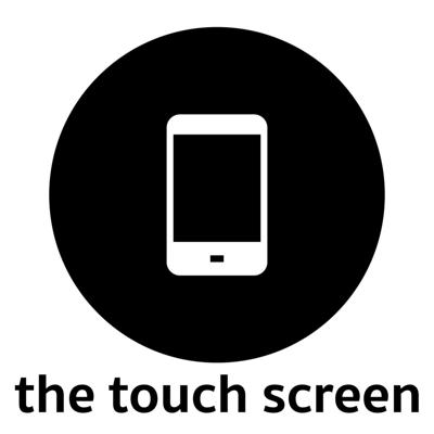 Cover art for #17: The Touch Screen