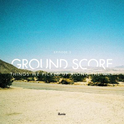 Cover art for ground score e02: kanye west, kim kardashian, and robbers
