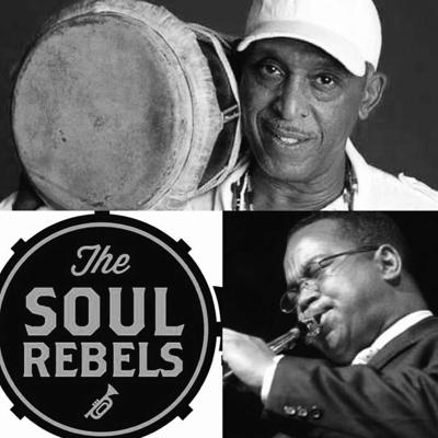 Cover art for Episode #11: Satchmo Summerfest (Victor Goines, Bill Summers, The Soul Rebels)