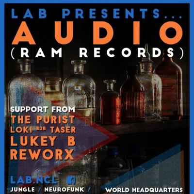 THE PURIST  / LAB PROMO MIX /  SEPTEMBER /  2016 / *DRUM & BASS*