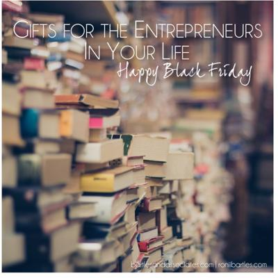 Cover art for Happy Black Friday Gifts for the Entrepreneur in Your Life