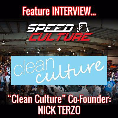Cover art for SC Radio: Interview with Clean Culture Events: Nick Terzo