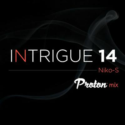 Cover art for INTRIGUE 14 - Proton Radio mix