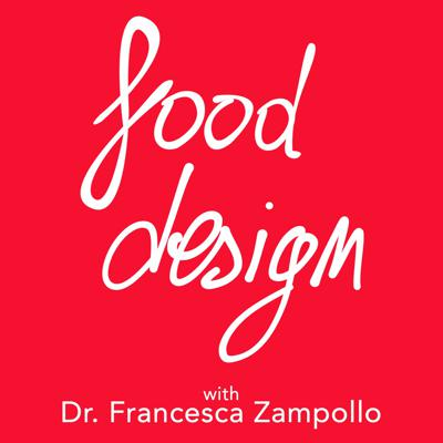 Cover art for Food Design Podcast - Episode 03 - Between art and food