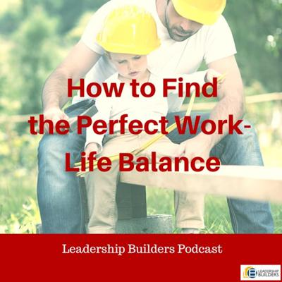 Cover art for Season 2-6 How to find Work Life Balance