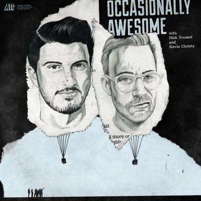 Cover art for #182 A Very Special Occasionally Awesome with Very Special Guest Jayson Thibault