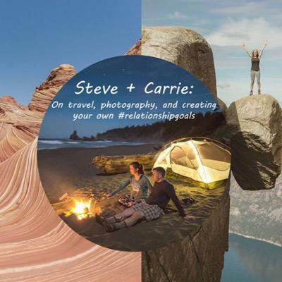 Cover art for Ep 4 - Steve and Carrie