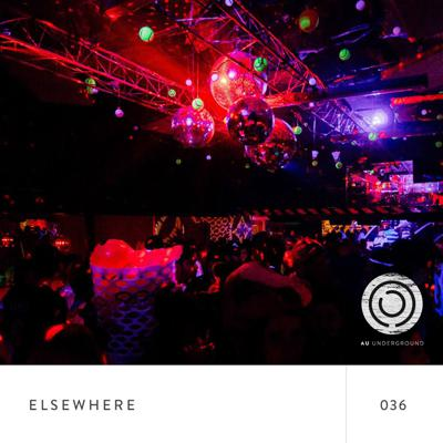 Cover art for AU Underground 036 elsewhere