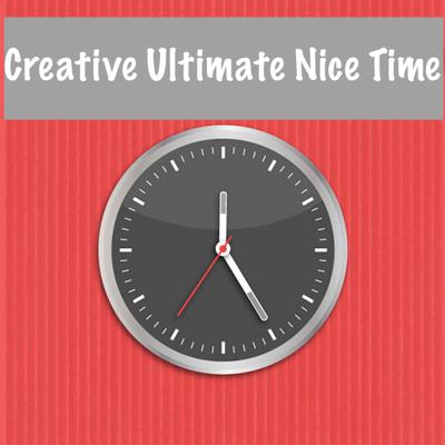 Cover art for Creative Ultimate Nice Time: Election Special