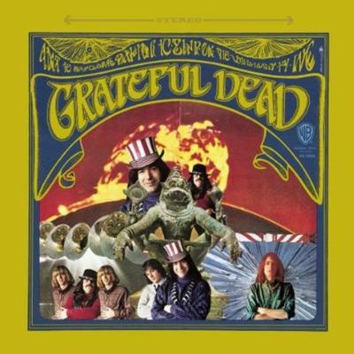 Cover art for Podcast 97 - The Grateful Dead