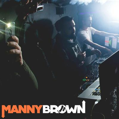Cover art for Manny Brown - BBC 1xtra - 29Jan