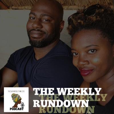Cover art for The Weekly Rundown # 1