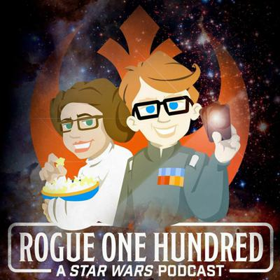 Cover art for Rogue One Hundred: Ep VII: The Ashes of Jedha