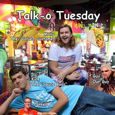 Cover art for Talk-o Tuesday: Season 2 Episode 4 - Love Is In The Air