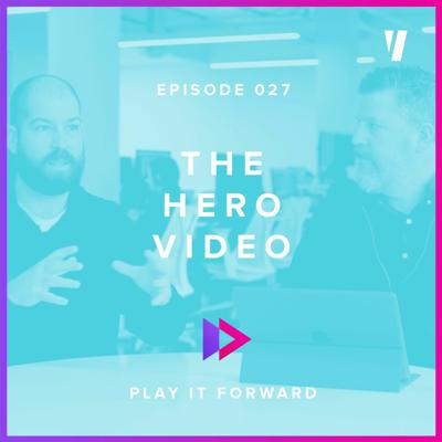 Cover art for #027: The Hero Video
