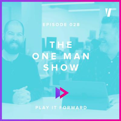 Cover art for #028: The One Man Show