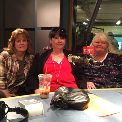 Cover art for We are Monarch Podcast with Marie, Linda and Sandy