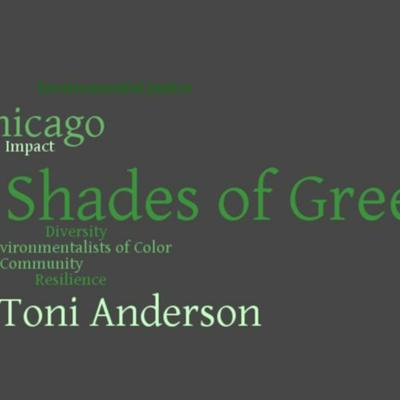 Cover art for Shades of Green Chicago Episode 7.1: Toni Anderson