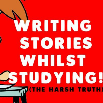 Cover art for Writing Whilst Studying