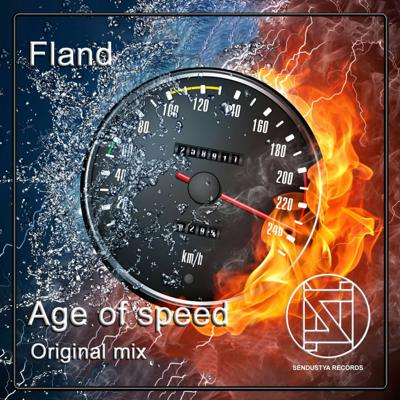 Cover art for Fland - Age Of Speed (original Mix)