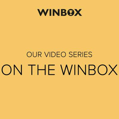 Cover art for On the Winbox 036 - Why a good website is vital for your inbound marketing