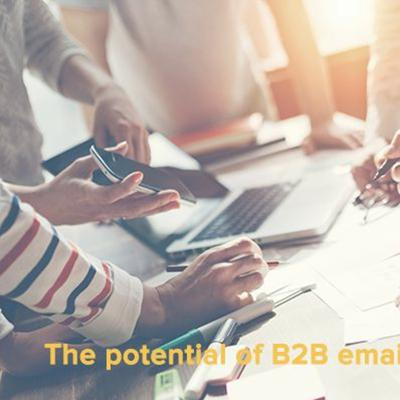 Cover art for The Potential Of B2B Email Marketing - 22:02:2017, 09.16