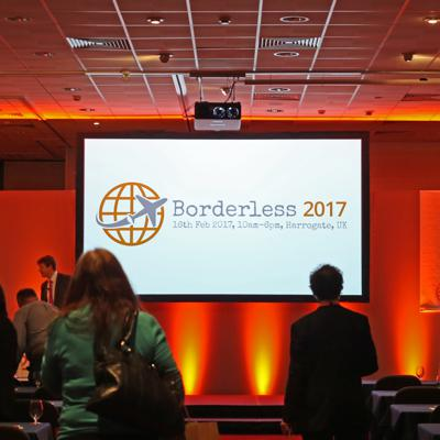 Cover art for PEAR Insights Borderless 2017 Podcast