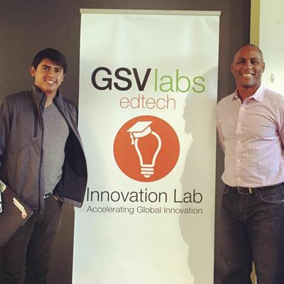 Cover art for Marlon Evans of GSV Labs