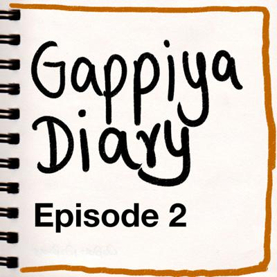 Cover art for Gappiya Diary - 27/12/16 - The Chrismas Tree