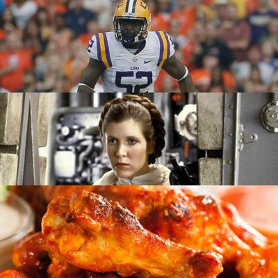 Cover art for #TTFP Vol. 17 - BWW Preview, 4K Wings?, Should Players Skip Bowl?, HJ's, Fisher, Chark & Harris