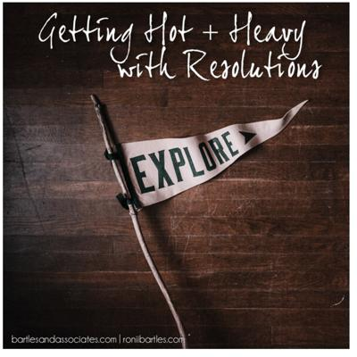 Cover art for Getting Hot + Heavy with Resolutions
